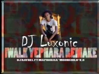 DJ Luxonic , DJ Raybel ,iWalk Ye Phara Remake, mp3, download, datafilehost, fakaza, Afro House 2018, Afro House Mix, Deep House, DJ Mix, Deep House, Afro House Music, House Music, Gqom Beats