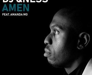 DJ Qness, Amen, Amanda Mo, mp3, download, datafilehost, fakaza, Afro House 2018, Afro House Mix, Afro House Music