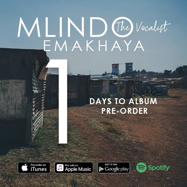 ALBUM: Mlindo The Vocalist – Emakhaya (Tracklist & Cover Art)
