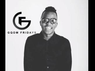 Dlala Thukzin, #GqomFridays Mix Vol.100 (Mixed By Dlala Thukzin), GqomFridays, mp3, download, datafilehost, fakaza, Gqom Beats, Gqom Songs, Gqom Music, Gqom Mix