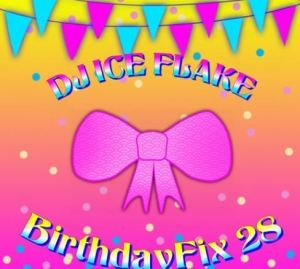 Dj Ice Flake , BirthdayFix 28 2019, mp3, download, datafilehost, fakaza, Afro House, Afro House 2019, Afro House Mix, Afro House Music, Afro Tech, House Music