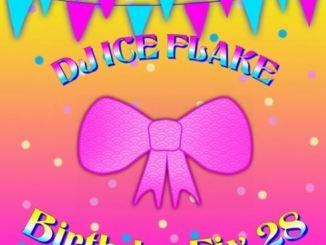 Dj Ice Flake , BirthdayFix 28 2019, mp3, download, datafilehost, fakaza, Afro House, Afro House 2019, Afro House Mix, Afro House Music, Afro Tech, House Music