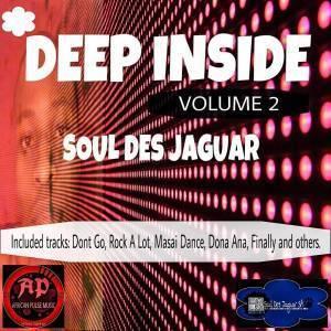 Soul Des Jaguar , Deep Inside, Vol. 2, download ,zip, zippyshare, fakaza, EP, datafilehost, album, Soulful House Mix, Soulful House, Soulful House Music, House Music