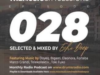 Echo Deep, The Music City Sessions #028, mp3, download, datafilehost, toxicwap, fakaza, Deep House Mix, Deep House, Deep House Music, Deep Tech, Afro Deep Tech, House Music