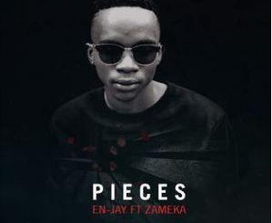En-Jay, Pieces, Zameka, mp3, download, datafilehost, fakaza, Afro House, Afro House 2019, Afro House Mix, Afro House Music, Afro Tech, House Music