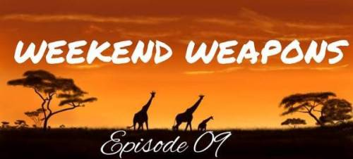 DJ Ace %E2%80%93 WeekEnd WEAPONS Episode 09 Afro House Mix zamusic - DJ Ace – WeekEnd WEAPONS (Episode 09 Afro House Mix)