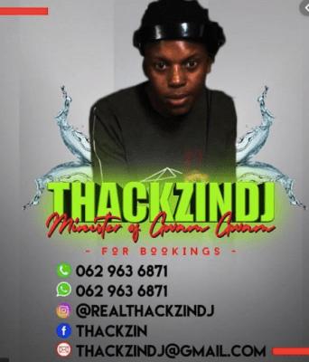 ThackzinDJ Buya Main Mix zamusic - ThackzinDJ – Buya (Main Mix)