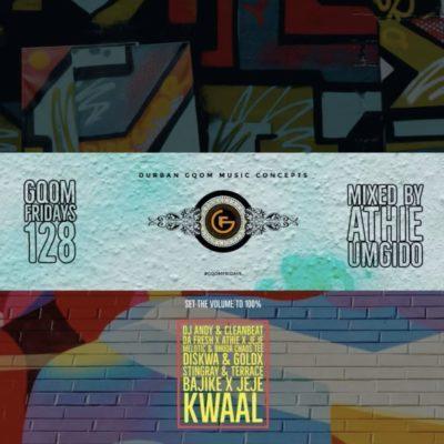DJ Athie %E2%80%93 Gqom Fridays Mix Vol.128 zamusic - DJ Athie – Gqom Fridays Mix Vol. 128