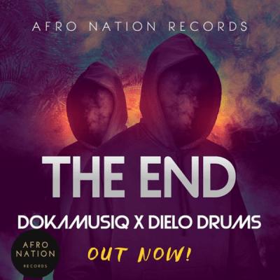 DokamusiQ %E2%80%93 The End Ft. Dielo Drums zamusic - DokamusiQ – The End Ft. Dielo Drums