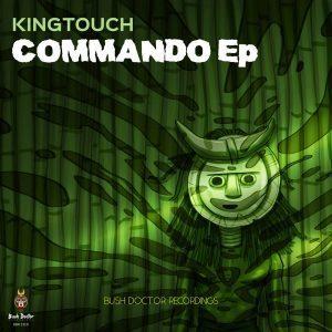 King Touch %E2%80%93 Commando EP zamusic - EP: King Touch – Commando