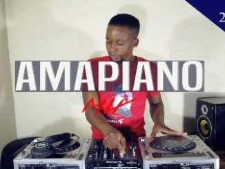 Romeo Makota %E2%80%93 Amapiano Mix 24 Jan 2020 ZAMUSICza - Romeo Makota – Amapiano Mix (24 Jan 2020)