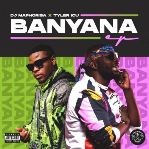 DJ Maphorisa Tyler ICU %E2%80%93 Banyana mp3 download zamusic - Tyler ICU – Banyana ft. Kabza De Small, Sir Trill, Daliwonga & DJ Maphorisa (Official)