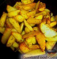 """Foto till receptet: Golden Potatoes """"Rustik"""""""