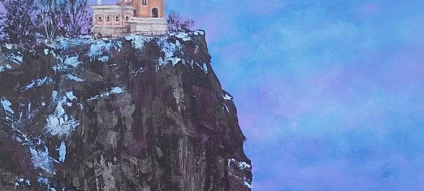 Acrylic Split Rock Lighthouse