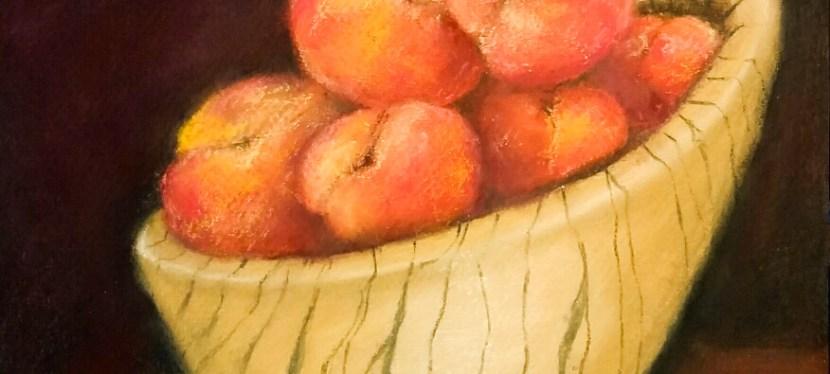 Pastel Peaches