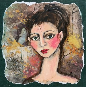 Mixed Media Paintings for Sale
