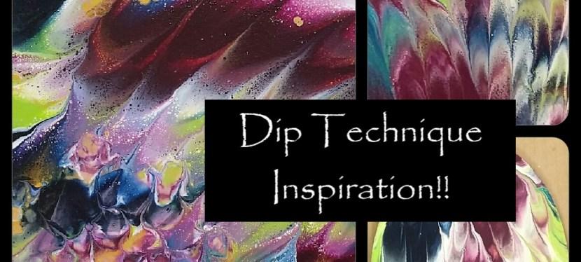 Flow Dip Technique