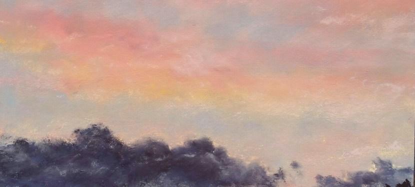 Pastel Portofino Skies