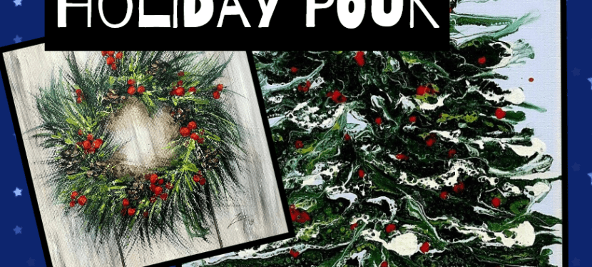 Flow Holiday Pour