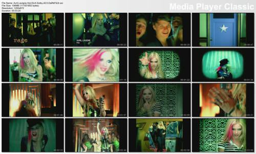 Avril.Lavigne.Hot.Divx.Dolby.Ac3.Darkfib3R