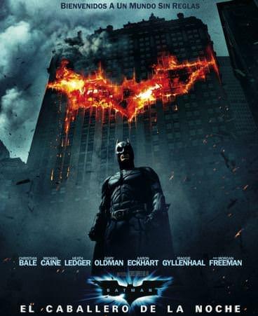 Batman -El Caballero De La Noche- Afiche-1