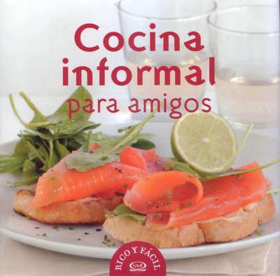 Cocina Informal Para Amigos