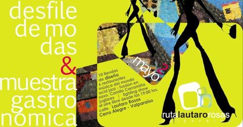 Flyer Ruta Lautaro Rosas A