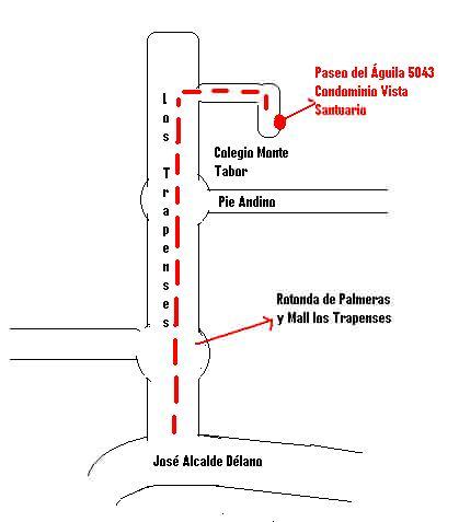Mapa Casa