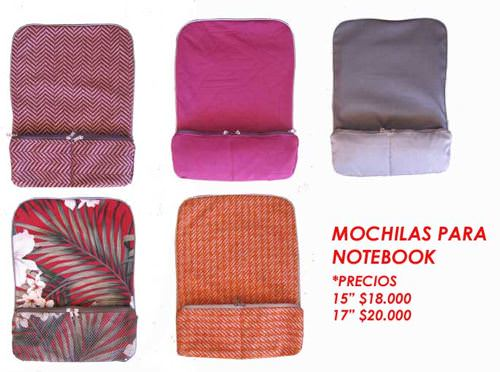 Mochilas-Notebook