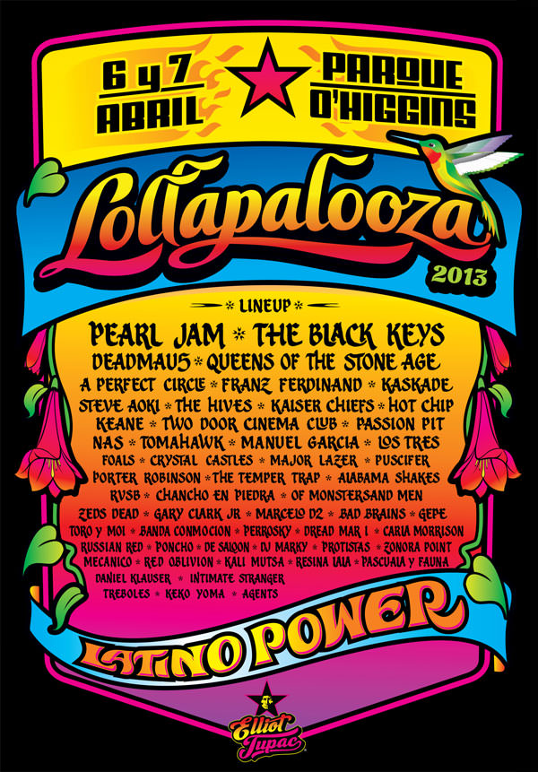 POSTER-LOLLAPALOOZA-CHILE---ELLIOT-TUPAC