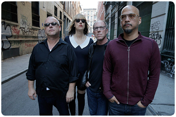 Pixies Touring Band - 2013