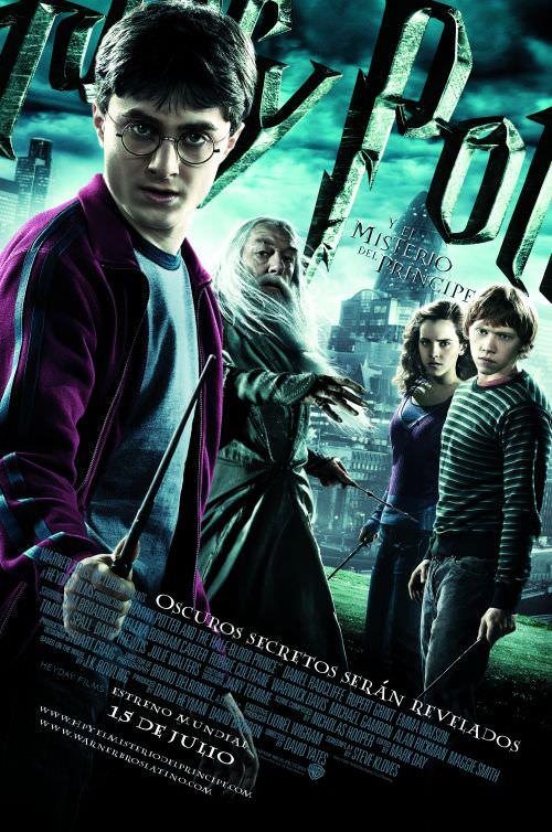 HP6 afiche