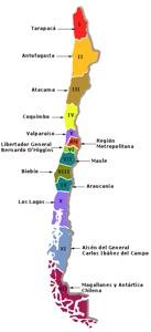 Mapa Regiones Chile-1