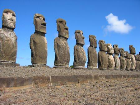 Moai -1