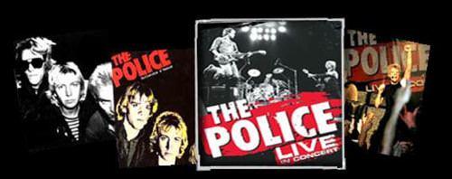 Police Entradas