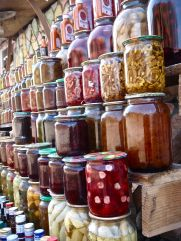 Walnuts? Cherries? Eggs? We can pickle that!