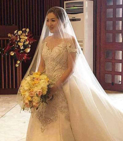 Bride Wendy