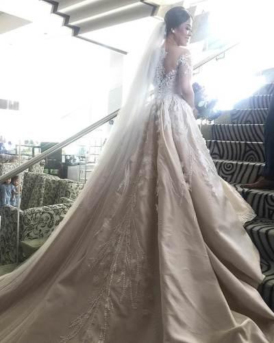Bride Janelle