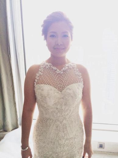 Bride Ginger