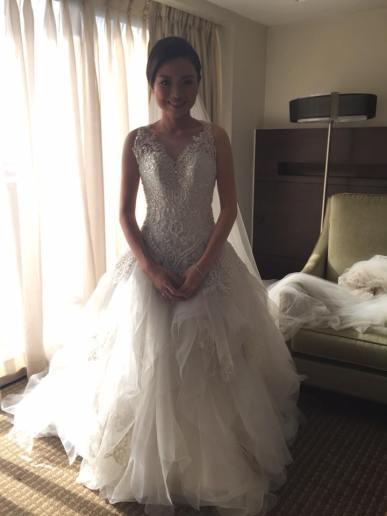 Bride Jamela
