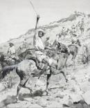 Desert Gold - Uprising_of_Yaqui_Indians_Remington_1896
