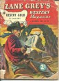 Desert Gold - Zane Greys Western Magazine