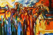 journey_of_a_horse_painting_rio_grande_by_Laurie Justus Pace - amazing painting