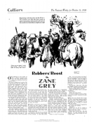 Robber's Roost Colliers magazine 3