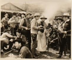 The Border Legion - 1930 edition - feeding time