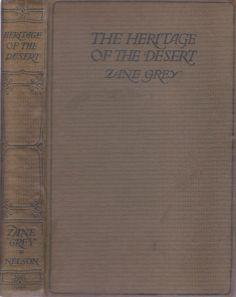 http://www.ebay.com/itm/The-Heritage-of-the-Desert-by-Zane-Grey-c-1919-FREE-POSTAGE-/281267127083?pt=Antiquarian_Books_UK&hash=item417cd3c32b