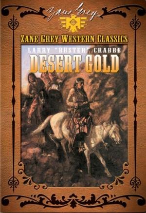 1936 Desert Gold - DVD cover