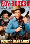 West of the Badlands (1940) DVD