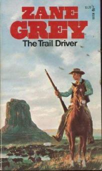 The Trail Driver, Pocket Books, 1975