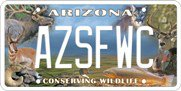 AZSFWC-licenseplate